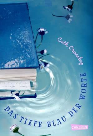 Cover Das tiefe Blau der Worte