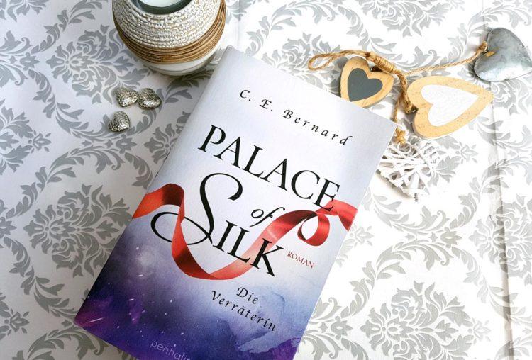 Eine herannahende Revolution erwartet Rea im Palace of Silk von C.E. Bernard