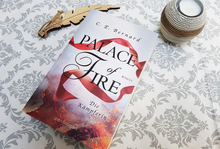 Palace of Fire Die Kämpferin von C.E. Bernard