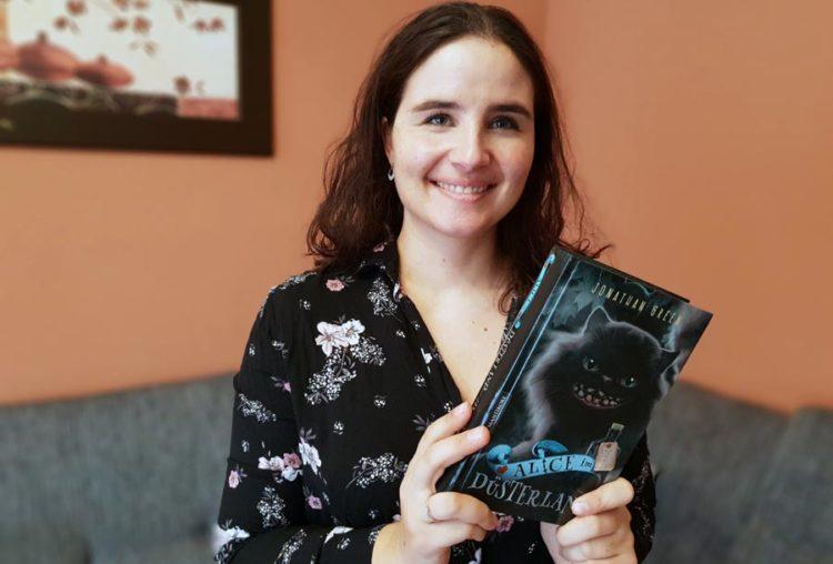 Spielspaß mit Alice im Düsterland – Ein Fantasy-Spielbuch von Jonathan Green