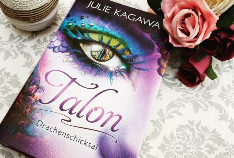 Talon Drachenschicksal von Julie Kagawa