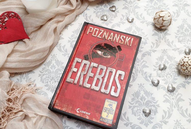 Erebos von Ursula Poznanski