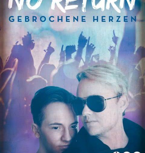 No return 3 Gebrochene Herzen von Jennifer Wolf