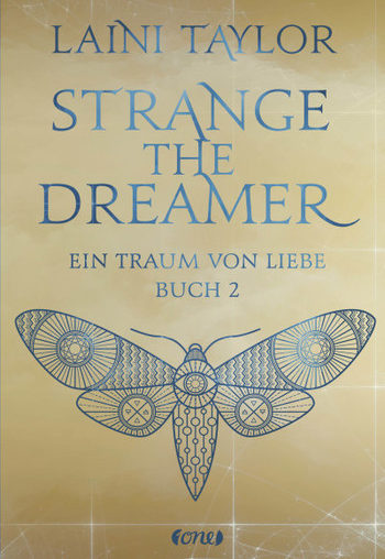 Strange the dreamer Ein Traum von Liebe Buch 2 von Laini Taylor