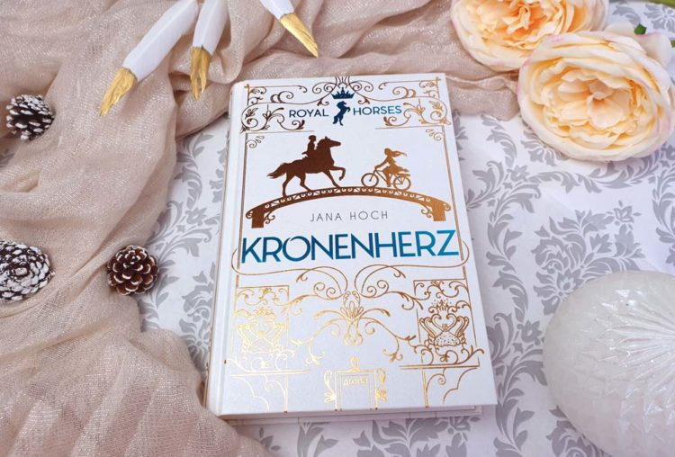 Kronenherz von Jana Hoch
