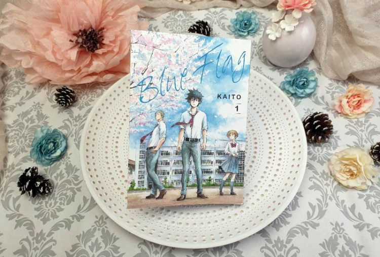 Manga Rezension – Blue Flag Kaito 1
