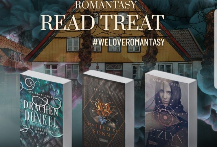 #WeloveRomantasy Bloggerwochenende: Der Read & Treat [Werbung]
