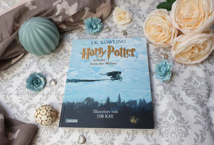 Vorstellung Harry Potter und der Stein der Weisen – illustrierte Schmuckausgabe