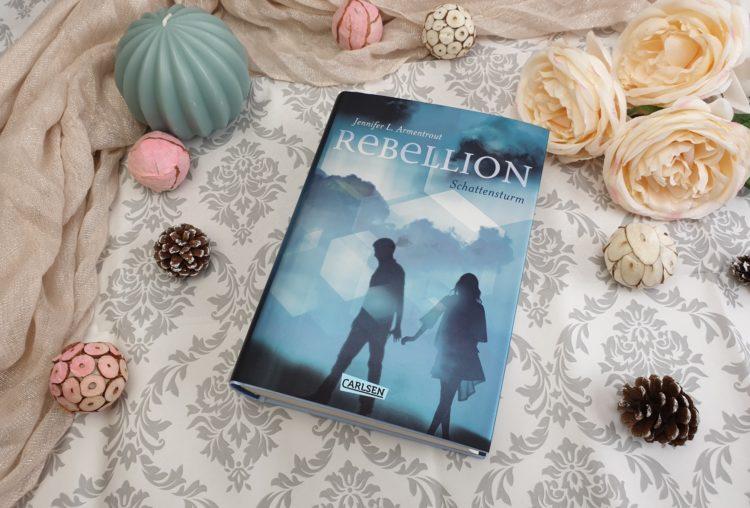 Rebellion Schattensturm von Jennifer L. Armentrout
