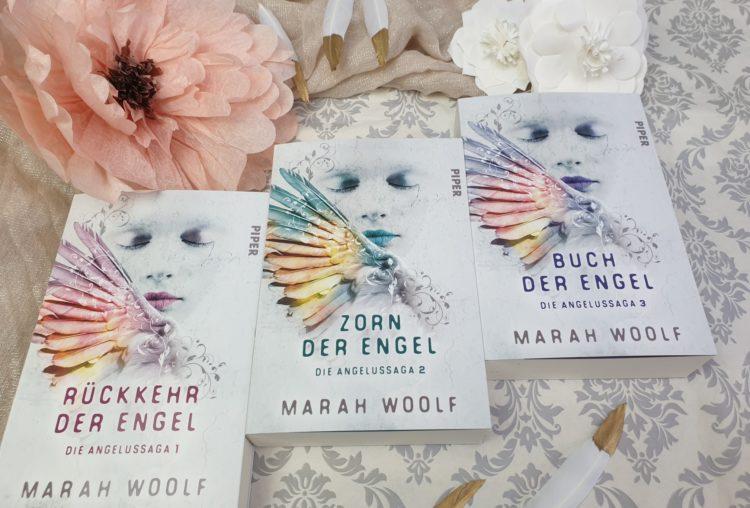 Rückkehr der Engel von Marah Woolf (Angelussaga Band 1)