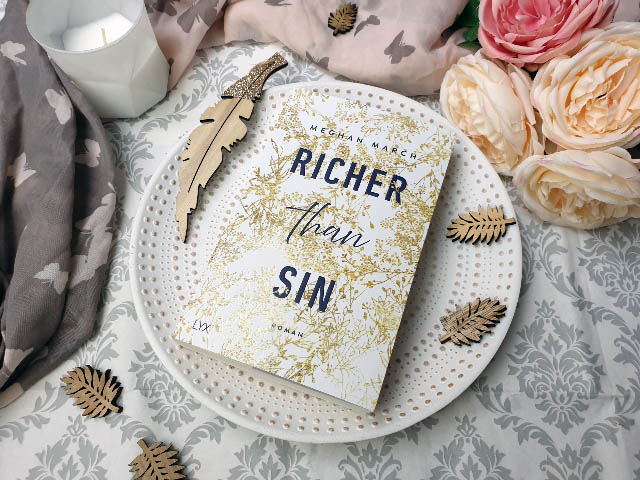 Richer than sin von Meghan March