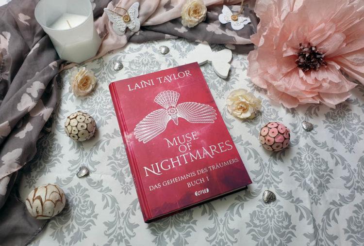 Muse of Nightmares Das Geheimnis des Träumers von Laini Taylor