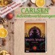Mit Carlsen durch den Advent – Adventsverlosung [Werbung]