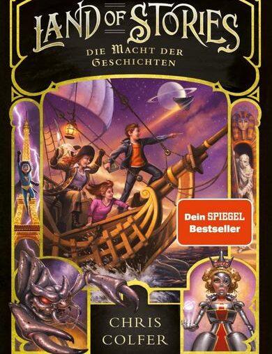Land of Stories: Das magische Land 5 – Die Macht der Geschichten