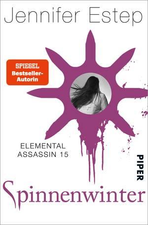 Spinnenwinter (Elemental Assassin 15) von Jennifer Estep